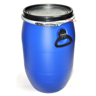 60L Open head drum - Blue - UN
