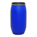 150L Open head drum - Blue - UN