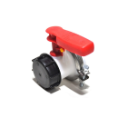 Werit slide valve Red - DN50 > S60x6