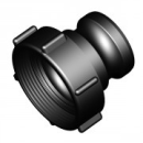 IBC Adapter M80x3 > 2 Camlock Part A (Polypropylene)