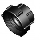 IBC Adapter M80x3 > 2 BSP Female (Polypropylene)
