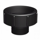 IBC Adapter S92x4 > S60x6 Male (Polypropylene)
