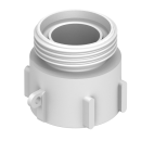 IBC Adapter S60x6 with Male Milk thread (PA66 - Nylon)