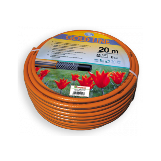 Garden Hose GOLD LINE 19mm (3/4) 20 Meters