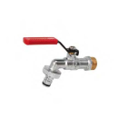 Red MT® Ball faucets with Quick connector - Type 4142