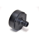 IBC Adapter S60x6 > Garden hose connector 19mm (3/4) (PE-HD)