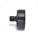 IBC Adapter S60x6 > Gardena koppeling 19mm (3/4) (PE-HD)